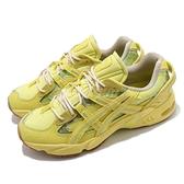 Asics 休閒鞋 Gel-Kayano 5 RE 男鞋 女鞋 渲染 黃 綠 運動鞋 【ACS】 1021A411750