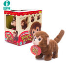 *粉粉寶貝玩具*日本IWAYA 甜甜屋-仿真電動日本小猴子~可愛電子小寵物~淘氣小猴子~擬真有趣~