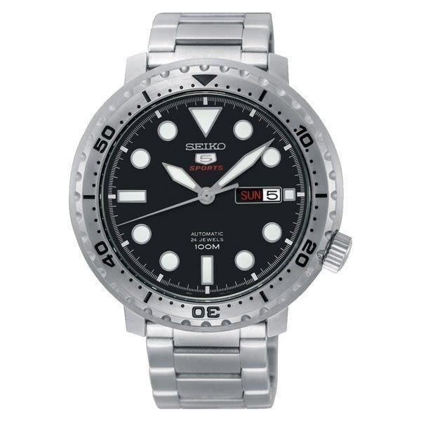 【分期0利率】SEIKO 精工錶 日本製造 潛水錶 45mm 精工5號 自動上鏈機械錶 全新原廠公司貨 SRPC61J1