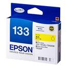 T133450 EPSON 原廠 (No.133) 黃色墨水匣 適用 TX420/TX120/T22/TX320F/TX130/TX430W/TX235