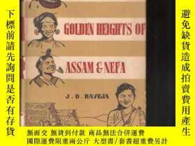 二手書博民逛書店ACROSS罕見THE GOLDEN HEIGHTS OF ASSAM AND NEFAY24040 J.D.