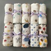 紗布包巾夏季襁褓嬰兒柔軟純棉紗布薄蓋毯~