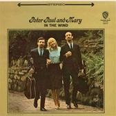 【停看聽音響唱片】【黑膠LP】彼得.保羅與瑪麗:在風中 45轉版