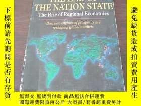 二手書博民逛書店THE罕見END OF NATION-STATE: THE RI