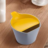 廚房多用收納桶洗米桶食材料理桶冰桶垃圾桶【發現 】