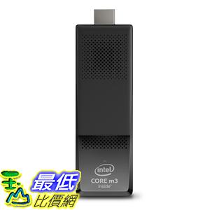 [107美國直購] Intel Compute Stick CS325 Computer with Intel Core m3 processor (BOXSTK2m3W64CC)