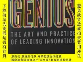 二手書博民逛書店Collective罕見Genius: The Art And