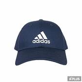 ADIDAS 男運動帽 BBALL CAP COT-GM6273