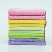 洗碗巾 超細纖維神奇抹布加厚吸水去油不掉毛不沾油毛巾洗碗布廚房清潔巾