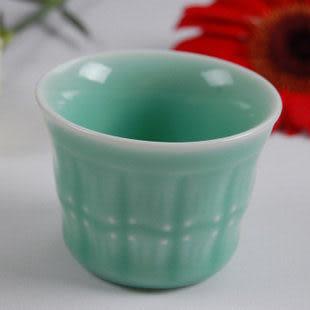 竹報平安茶杯