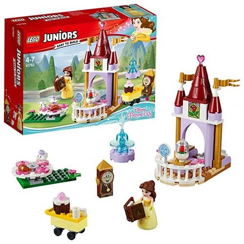 LEGO 樂高 10762 Juniors Disney Princess: Beauty and the Beast - Belle s Story Time