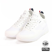 Palladium 新竹皇家 AX EON 白色 織布 套入式 休閒鞋 男女款 NO.A9955-I9036