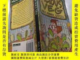 二手書博民逛書店vicious罕見veg 惡毒蔬菜Y200392