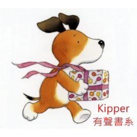 【麥克書店】KIPPER 有聲書組合 ‧一次買齊!!‧ 《超人氣:小狗奇普》