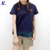 【春夏新品】American Bluedeer - 剪接造型上衣 二色
