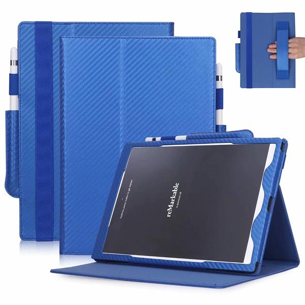 超薄炭纖維 reMarkable 10.3 電紙書 電子書 保護皮套 平板皮套 三檔前撐 支架 平板套 平板電腦皮套