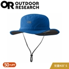 【Outdoor Research 美國 兒童款 抗UV透氣大盤帽《暗藍》】279929/透氣防曬帽/登山健行