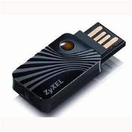ZyXEL NWD-2205極速黑旋風 300Mbps USB無線網卡