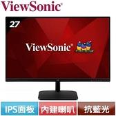 ViewSonic優派 27型 IPS液晶螢幕 VA2732-MHD