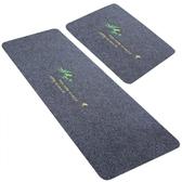 廚房地墊防滑防油家用吸水長條墊子腳墊臥室地毯