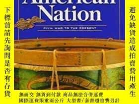 二手書博民逛書店The罕見American Nation Volume 2 Student Edition 9th Edition