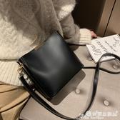 子母包 百搭網紅大容量水桶包包女2020新款韓版子母側背包大包復古斜背包 愛麗絲