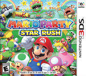 3DS 瑪利歐派對 星星衝刺(美版代購)