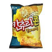 韓國 HAITAI 海太 鄉村奶油烤玉米片 90g【新高橋藥妝】