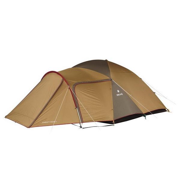 [Snow Peak] Amenity Dome 6人寢室帳 L (SDE-003RH) 秀山莊戶外用品旗艦店