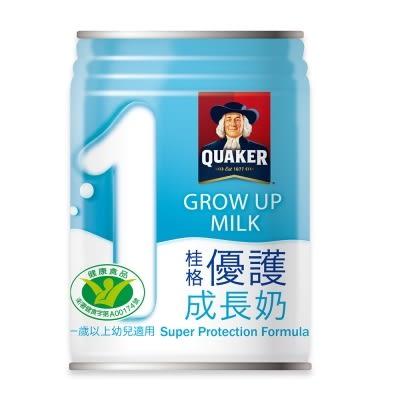 桂格優護成長奶(220mlx8罐)*2組【合迷雅好物商城】