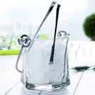 送夾玻璃保溫紅酒啤酒冰桶家用KTV酒吧大小號歐式冰塊商用香檳桶 夢幻小鎮「快速出貨」
