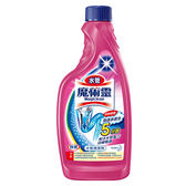魔術靈水管清潔劑 500ml更替瓶【愛買】