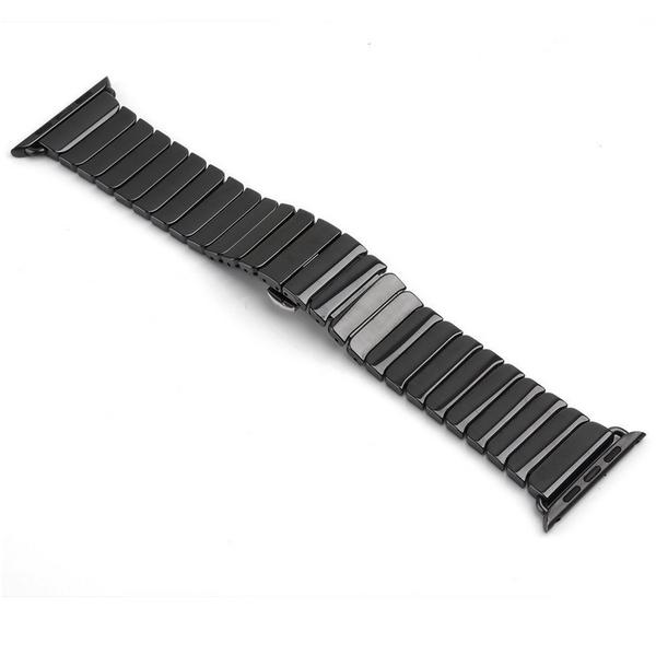 Apple Watch 5 4 3 2 陶瓷手錶帶 Watch4 錶帶 通用 陶瓷錶帶 腕帶 Watch3/2/1