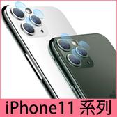 【萌萌噠】iPhone 11 Pro Max 高清全屏覆蓋鏡頭膜 防刮耐磨 iPhone11 高清透明 攝像鏡頭膜
