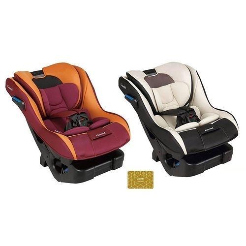 康貝 Combi News Prim Long S 0-7歲汽車安全座椅/汽座(哥德灰/巴洛克紅)[衛立兒生活館]
