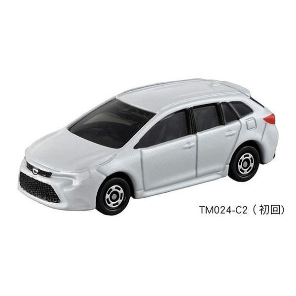 TOMICA NO.024 豐田COROLLA 初回_TM024-C2 多美小汽車