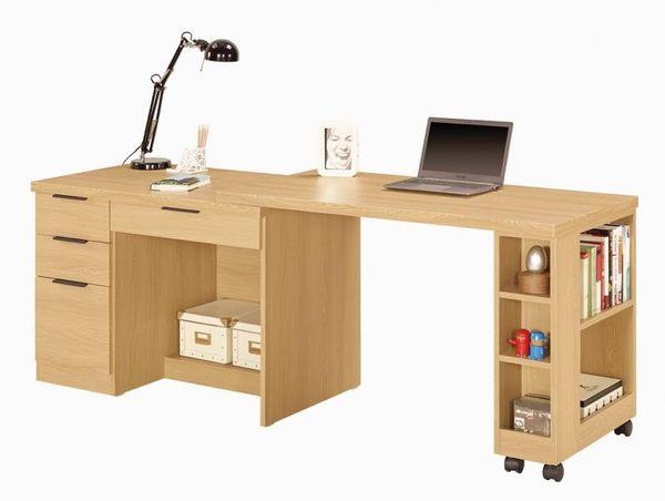 8號店鋪 森寶藝品傢俱 c-01 品味生活臥室   書房系列 885-5 達拉斯4尺多功能書桌(a148)