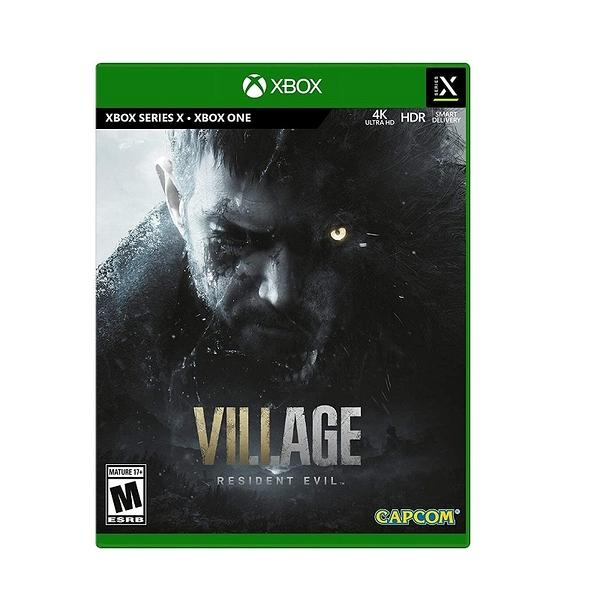 Xbox series X 惡靈古堡 8 村莊 中文版 Resident Evil Village【預購5/7】