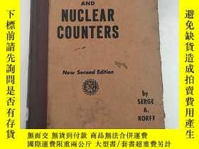 二手書博民逛書店electron罕見and nuclear counters(H