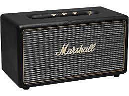 平廣 Marshall stanmore BT 經典黑色 藍芽喇叭 送手機殼耳機 公司貨保固1年 可高低音RAC等