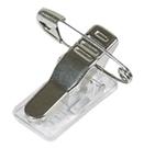 【奇奇文具】STAT G15R-505SE識別證套貼夾附別針2.8cm