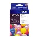 Brother LC77XL-BK 原廠超大容量黑色墨水匣 適用於J5910 J6710 J6910