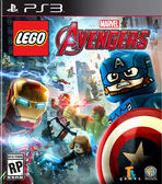 PS3 樂高:復仇者聯盟(美版代購)