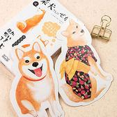 【BlueCat】暖空柴犬各種表情系列明信片 (30入)