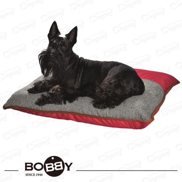 法國《BOBBY》風度厚墊 保護關節 小型犬睡墊 馬爾濟斯/貴賓/雪納瑞 方便清潔拆洗
