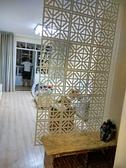 屏風客廳臥室辦公酒店歐式玄關屏風隔斷時尚現代創意家居裝飾家具簾子WY 【八折搶購】
