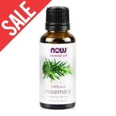 即期【NOW】迷迭香精油(30 ml) Rosemary Oil 效期2021/04/18