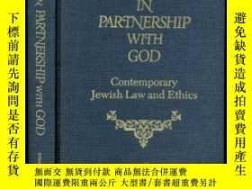 二手書博民逛書店In罕見Partnership With God: Contem