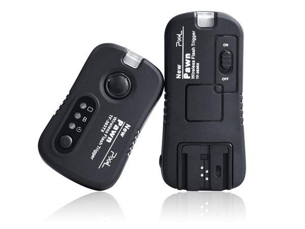 我愛買# PIXEL副廠SONY離閃器兼無線電快門遙控器PAWN(NCC認證)TF-363引閃器TF363觸發器發射器60閃58閃43閃