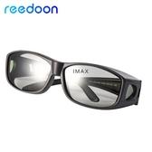 3D眼鏡imax影院專用3d立體眼鏡reald偏光不閃式電視電腦通用